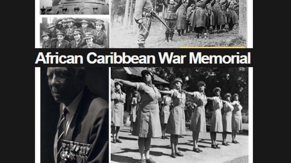 African Caribbean War Memorial Appeal2 copy