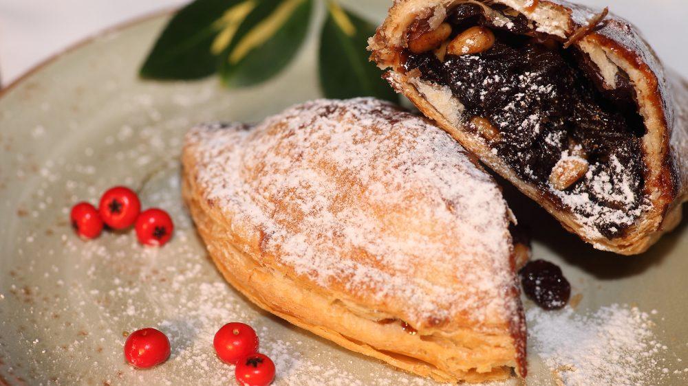 BenTish for Gresado Ben's Mince Pies – website