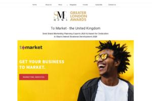 To Market - SME Award 2020